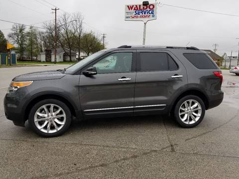 2015 Ford Explorer for sale at Waldo Service in Waldo WI