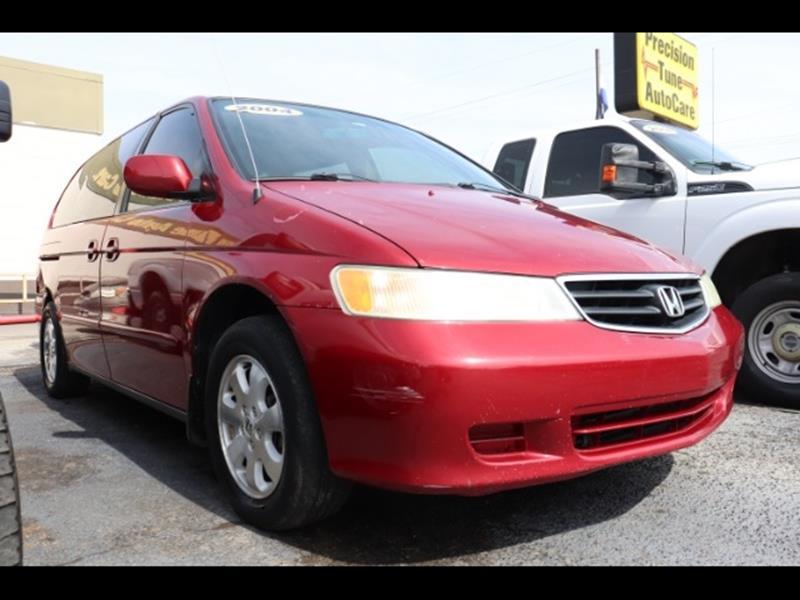 Honda Odyssey 2004 EX L 4dr Mini Van w/Leather