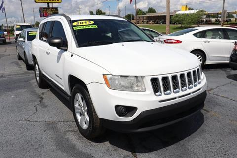 2013 Jeep Compass for sale in Tulsa, OK