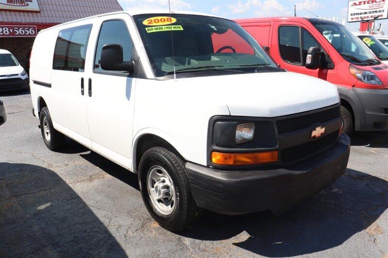 Chevrolet Express Cargo 2008 2500 3dr Cargo Van