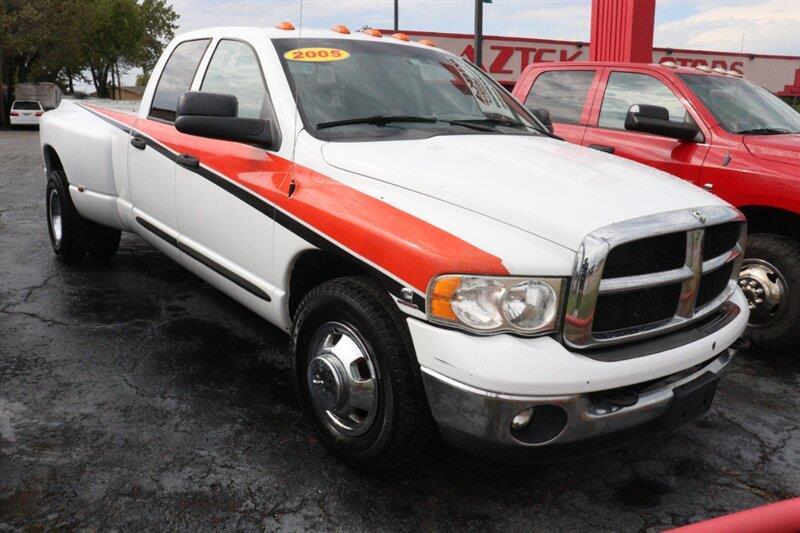 Dodge Ram Pickup 3500 2005 Laramie 4dr Quad Cab Laramie
