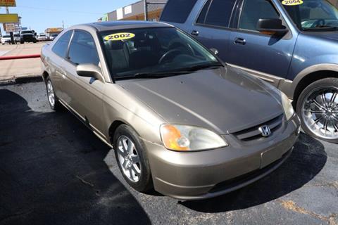 2002 Honda Civic for sale in Tulsa, OK