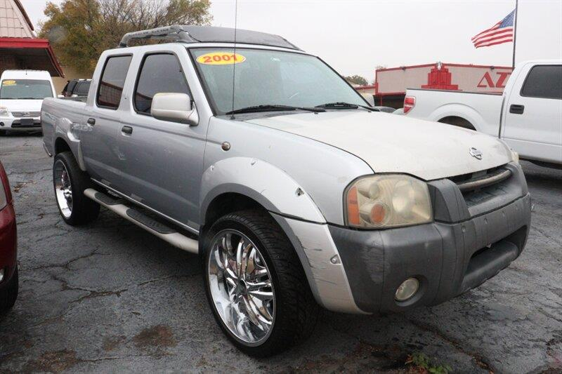 Nissan Frontier 2001 XE 4dr Crew Cab SB 2WD