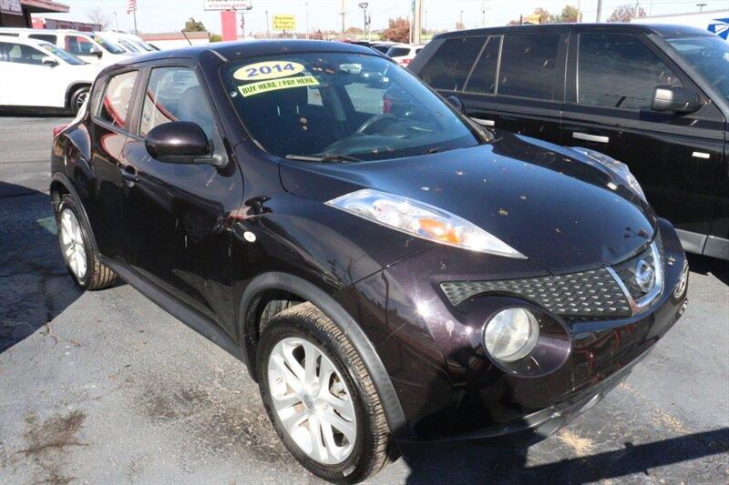 Nissan JUKE 2014 NISMO 4dr Crossover