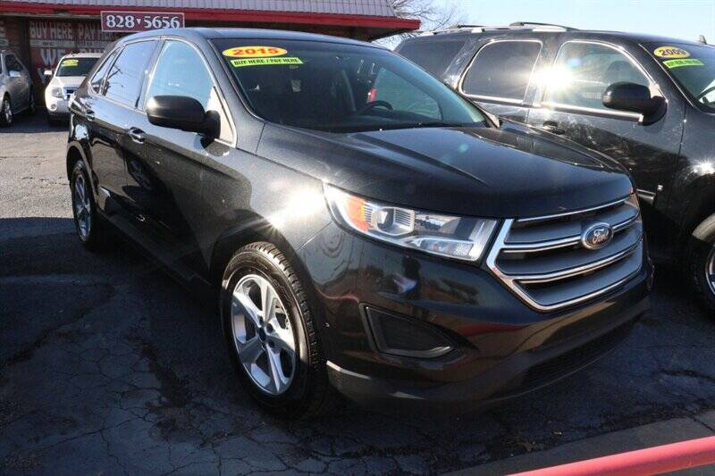 Ford Edge 2015 SE AWD 4dr Crossover