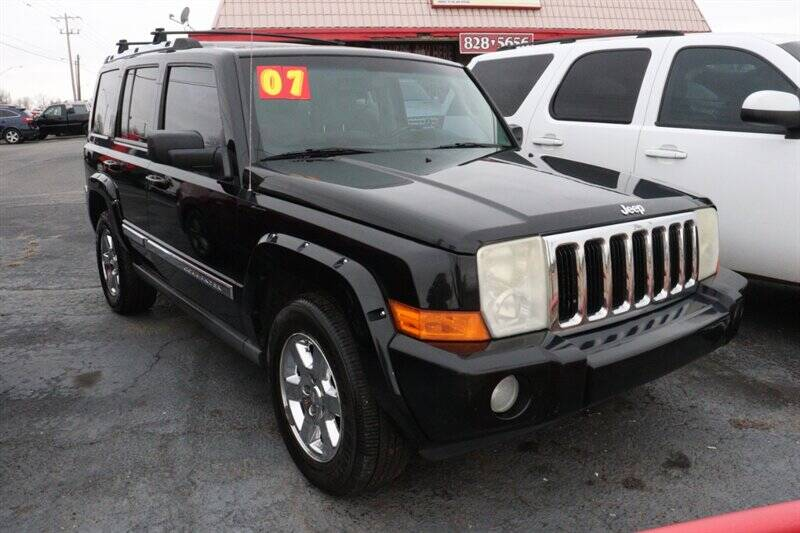 Jeep Commander 2007 Limited 4dr SUV 4WD
