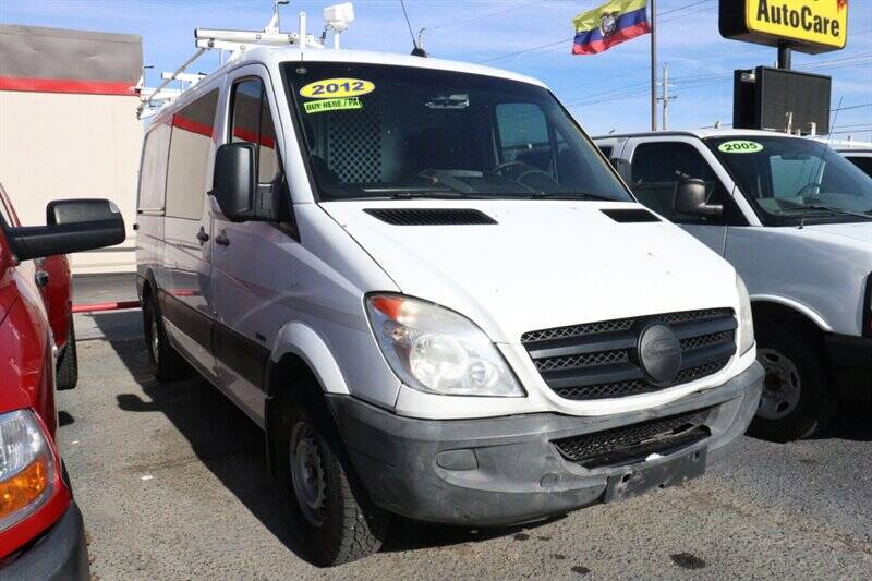 Mercedes-Benz Sprinter Cargo 2012 2500 3dr 144 in. WB Cargo Van