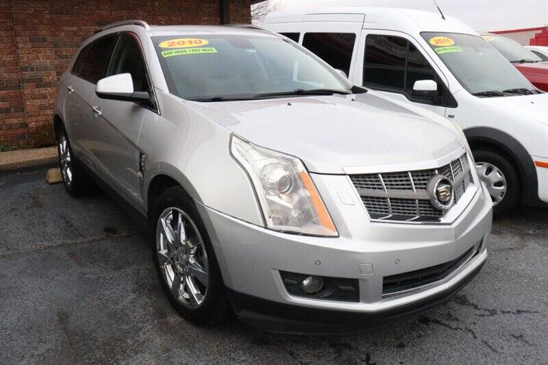 Cadillac SRX 2010 Premium Collection 4dr SUV