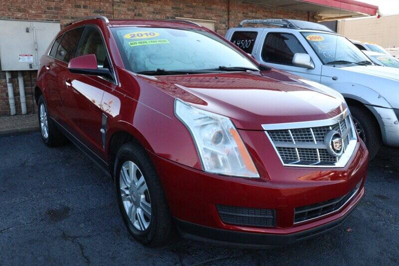 Cadillac SRX 2010 Luxury Collection 4dr SUV