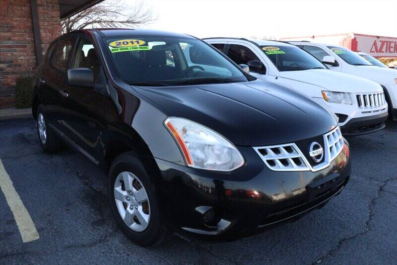 Nissan Rogue 2011 SV 4dr Crossover