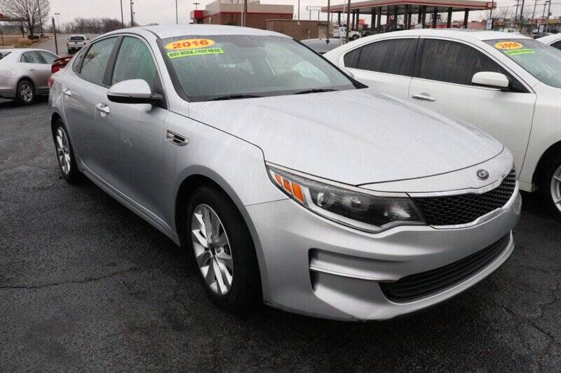 Kia Optima 2016 LX 4dr Sedan
