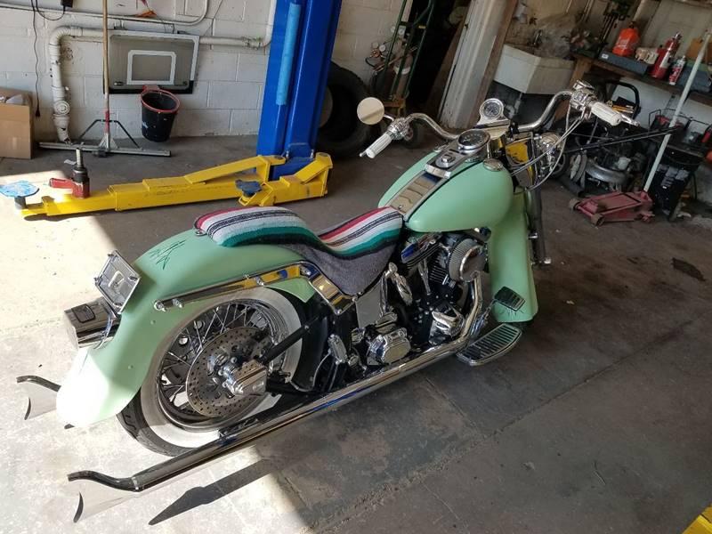 1999 Harley-Davidson Fatboy  - Cedar Rapids IA