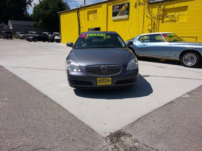 2007 Buick Lucerne CX 4dr Sedan - Cedar Rapids IA