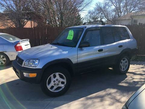 621146e4716913 Used 1998 Toyota RAV4 For Sale - Carsforsale.com®