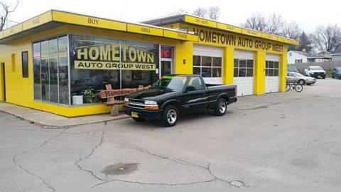 2000 Chevrolet S-10 for sale in Cedar Rapids, IA
