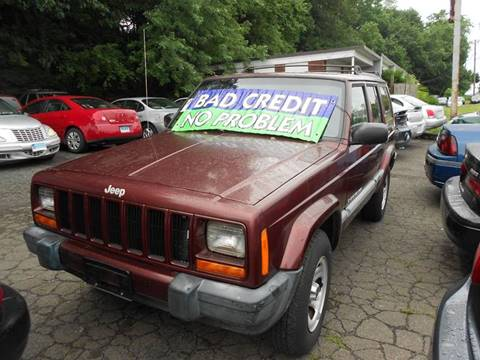 2000 Jeep Cherokee for sale in Wallingford, CT