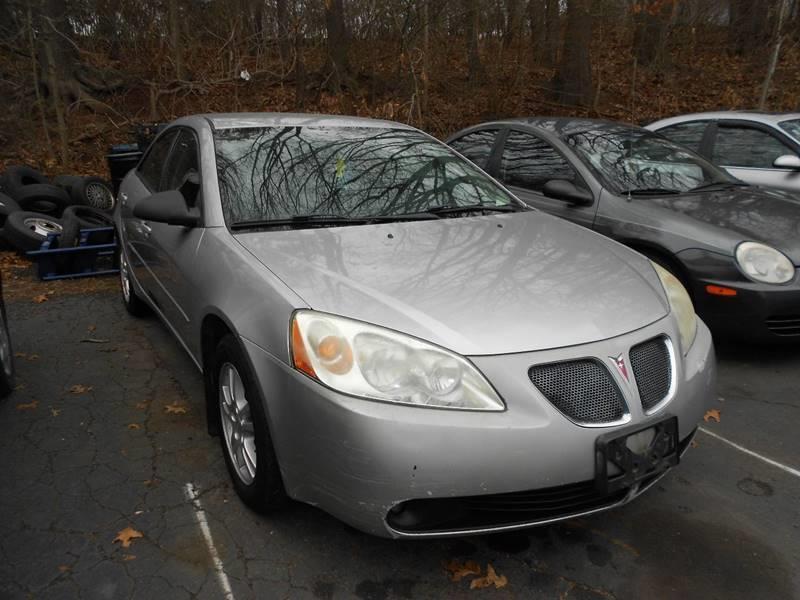 2005 Pontiac G6 4dr Sedan - Wallingford CT