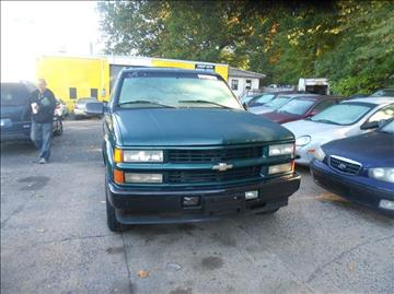 2000 Chevrolet Tahoe Limited/Z71 for sale in Wallingford, CT