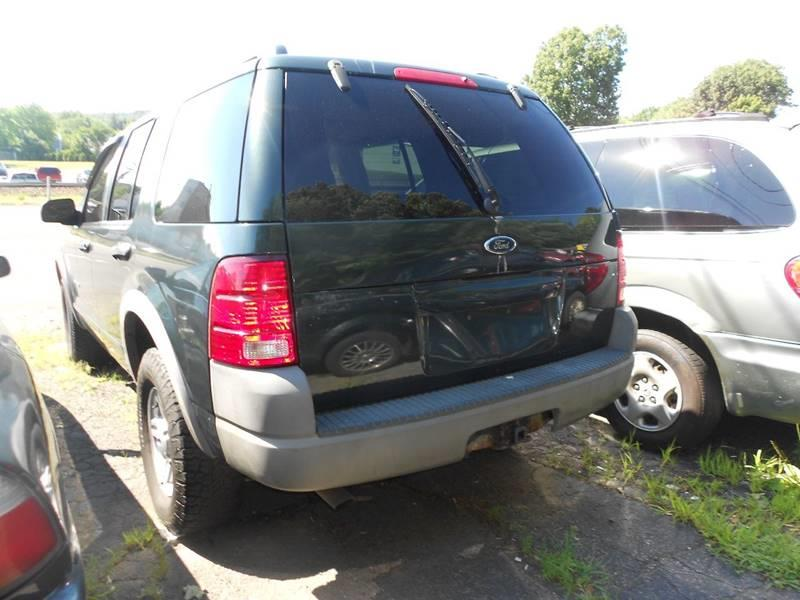 2002 Ford Explorer 4dr XLS 4WD SUV - Wallingford CT