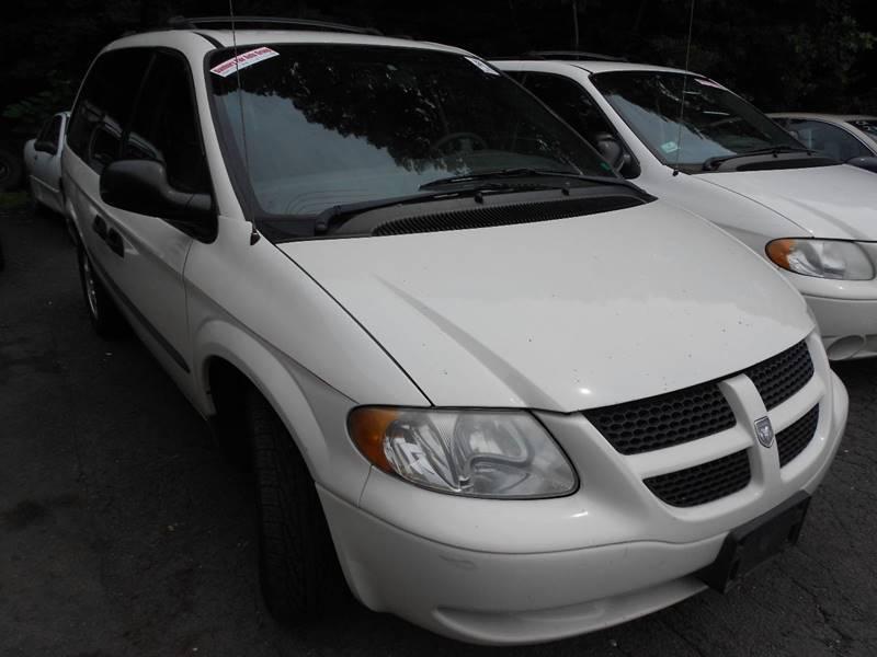 2005 Dodge Grand Caravan SXT 4dr Extended Mini-Van - Wallingford CT
