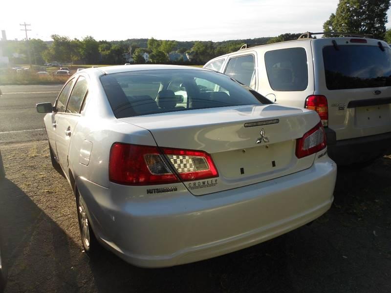 2011 Mitsubishi Galant FE 4dr Sedan - Wallingford CT