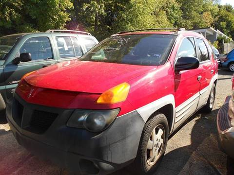 2001 Pontiac Aztek for sale in Wallingford, CT