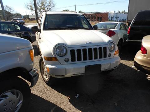 2007 Jeep Liberty for sale in Wallingford, CT
