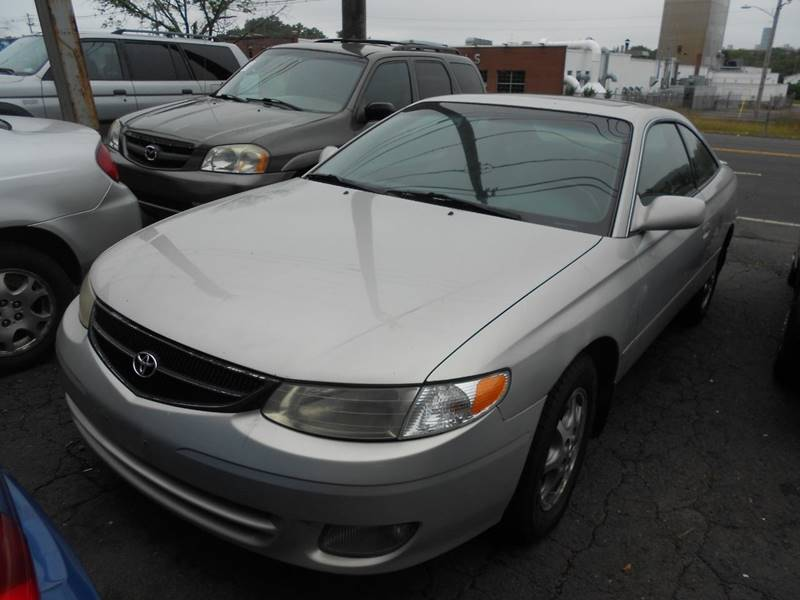 2000 Toyota Camry Solara SE 2dr Coupe   Wallingford CT