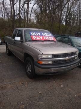 2000 Chevrolet Silverado 1500 for sale at Cheap Auto Rental llc in Wallingford CT