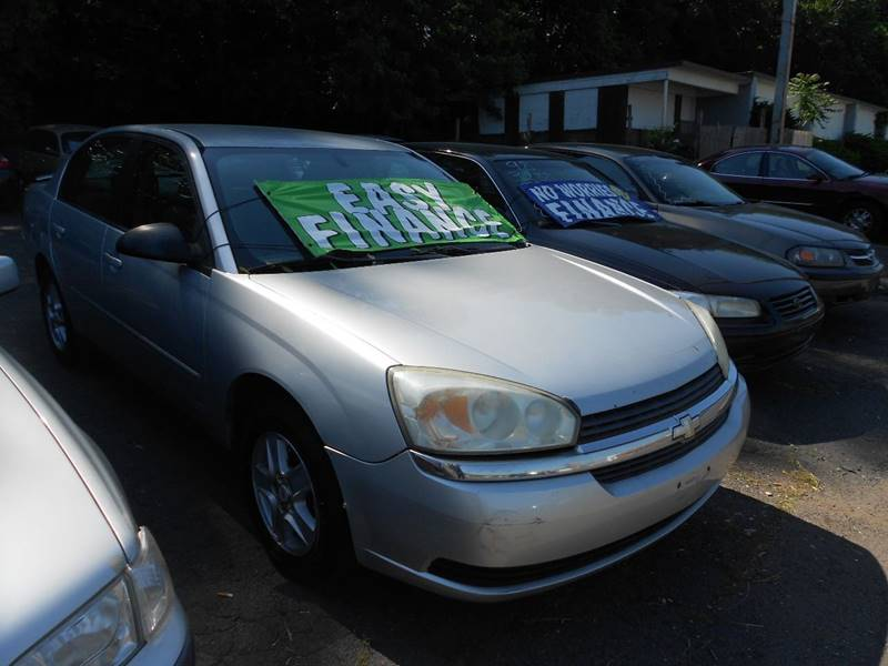 2005 Chevrolet Malibu LS 4dr Sedan - Wallingford CT