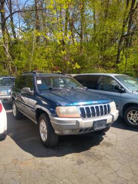 2001 Jeep Grand Cherokee Laredo for sale at Cheap Auto Rental llc in Wallingford CT