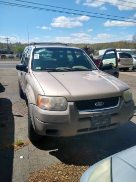 2001 Ford Escape XLT for sale at Cheap Auto Rental llc in Wallingford CT