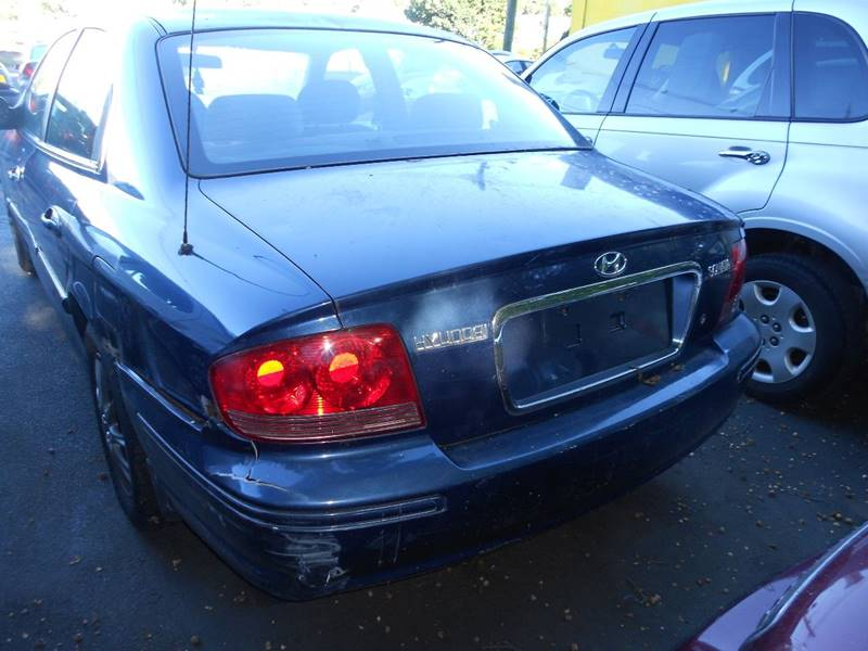2003 Hyundai Sonata 4dr Sedan - Wallingford CT