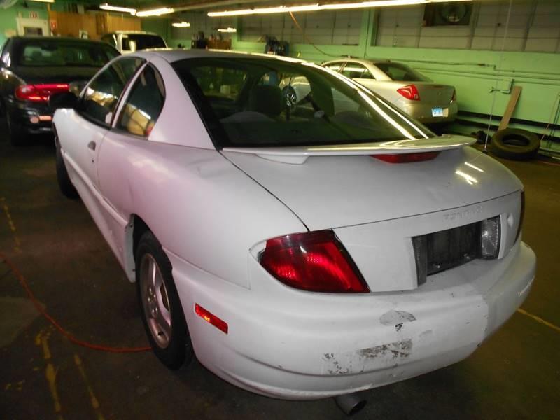 2005 Pontiac Sunfire 2dr Coupe - Wallingford CT
