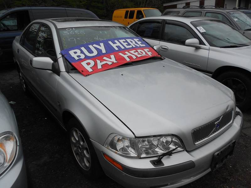 2001 Volvo S40 4dr Turbo Sedan - Wallingford CT