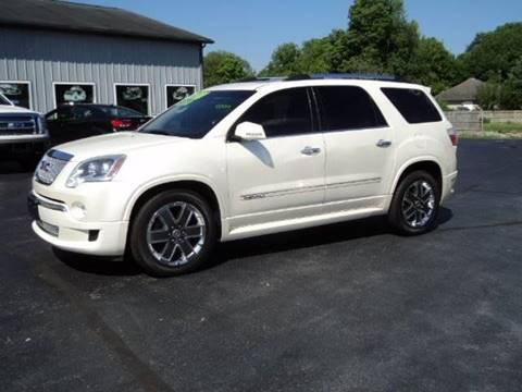 2012 GMC Acadia for sale in Elkhart, IN