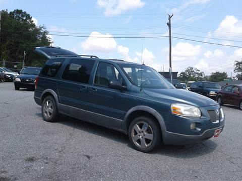 2005 Pontiac Montana for sale in Phenix City, AL