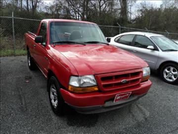2000 Ford Ranger for sale in Phenix City, AL