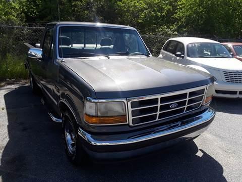 1993 Ford F-150 for sale in Phenix City, AL