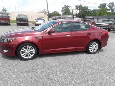 2014 Kia Optima for sale in Phenix City, AL