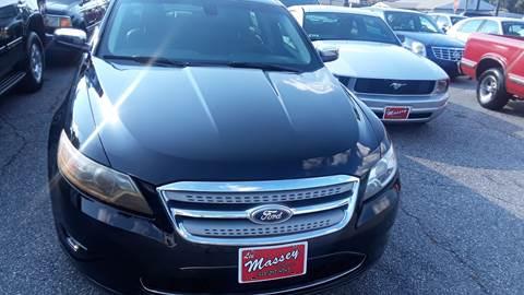 2011 Ford Taurus for sale in Phenix City, AL