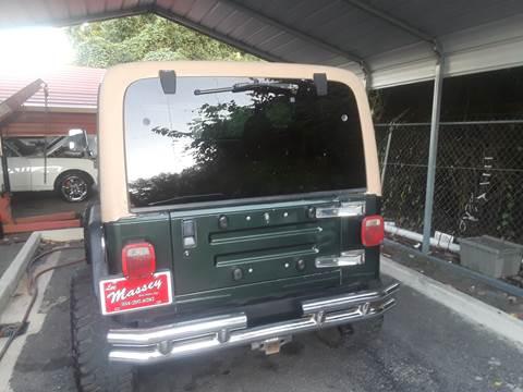1997 Jeep Wrangler for sale in Phenix City, AL