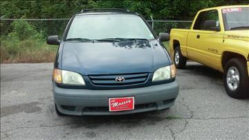 2002 Toyota Sienna for sale in Phenix City, AL