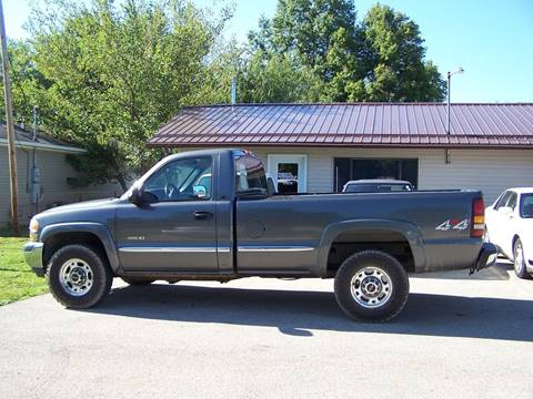 2000 GMC Sierra 2500 for sale in Newton, IL