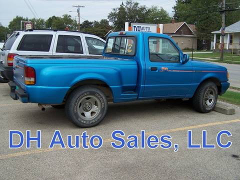 1993 Ford Ranger for sale in Newton, IL