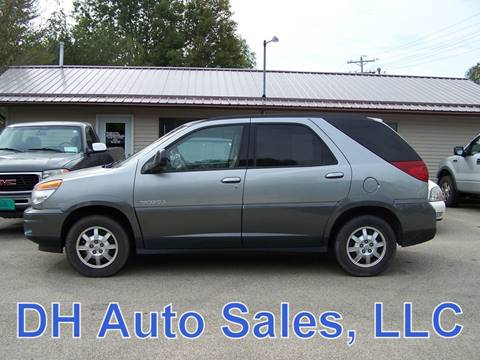 2003 Buick Rendezvous for sale in Newton, IL
