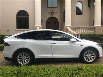 2016 Tesla Model X for sale in Houston, TX