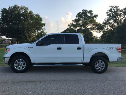 2013 Ford F-150 for sale at AUTO WORLD OF TEXAS in Katy TX