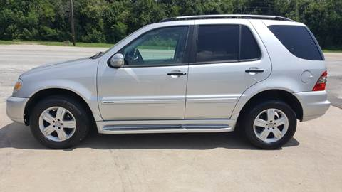 2005 Mercedes-Benz M-Class for sale in Houston, TX