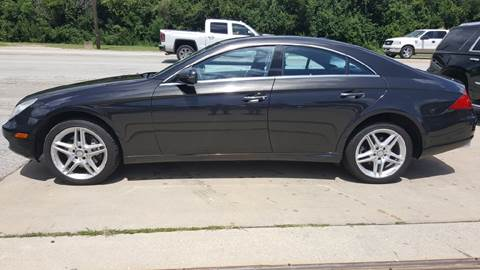 2009 Mercedes-Benz CLS for sale in Houston, TX